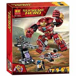 لگو پسرانه 397 تیکه بلا 10832 Super Hero