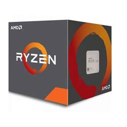 پردازنده مرکزی ای ام دی RYZEN 5 2600X 3.6GHz 19MB BOX