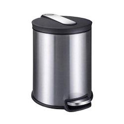 سطل زباله 5 لیتری استیل یونیک UN 4410