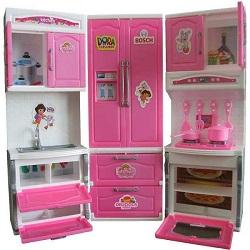 ست آشپزخانه دورا  Dora Mini Kitchen