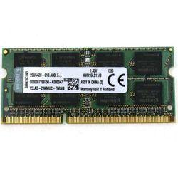 حافظه لپ تاپ کینگستون DDR3L 8GB PC3l 1600MHz
