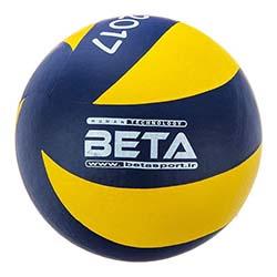 توپ والیبال چرمی بتا سایز مخصوص 3300 PVL
