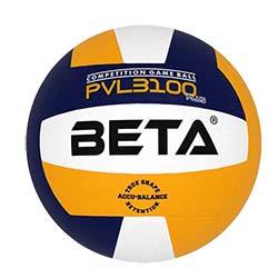 توپ والیبال چرمی بتا سایز مخصوص PVL 3100