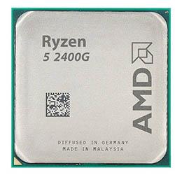 پردازنده مرکزی ای ام دی Ryzen 5 2400G