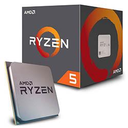 پردازنده مرکزی ای ام دی Ryzen 5 2600