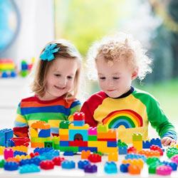 تاثیر اسباب بازی لگو بر رشد ذهنی کودکان