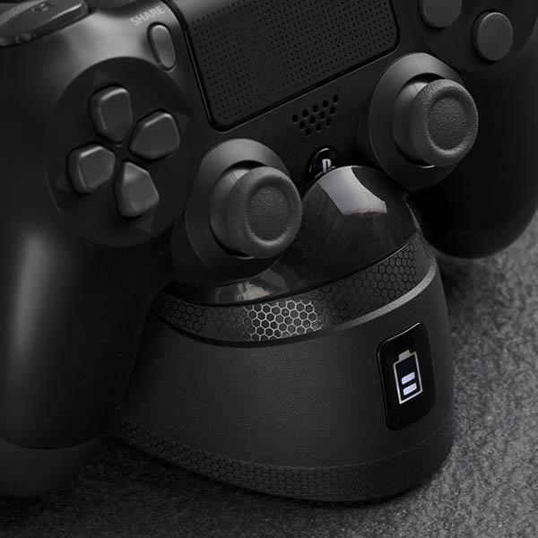 پایه شارژ دسته بازی PS4 کینگستون مدل HyperX ChargPlay