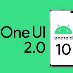 نسخه نهایی اندروید 10 گلکسی نوت ده سامسونگ با One UI 2.0 عرضه شد
