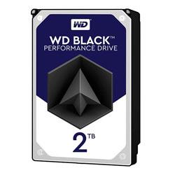 هارد دیسک اینترنال Western Digital Black NAS - 2TB