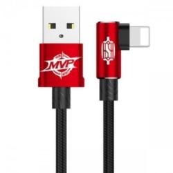 کابل تبدیل USB به لایتنینگ باسئوس MVP elbow CALMPV