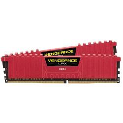 حافظه رم کامپیوتر کورسیر Vengeance LPX DDR4 16GB 3200 CL16R Dual Channel
