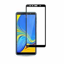 محافظ صفحه نمایش شیشه ای  سامسونگ samsung A750 (A7 2018)
