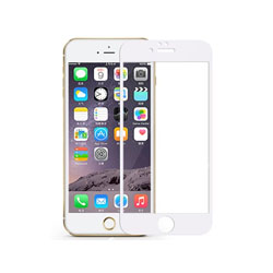 محافظ صفحه نمایش شیشه ای فول چسب اپل iPhone 6