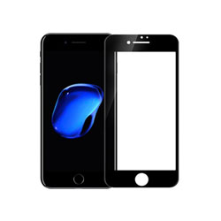 محافظ صفحه نمایش شیشه ای فول چسب اپل iPhone 7 Plus