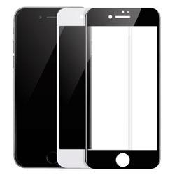محافظ صفحه نمایش شیشه ای فول چسب اپل iPhone 8 Plus