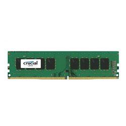 حافظه رم کامپیوتر کروشیال DDR4 2400MHz CL17 - 8GB
