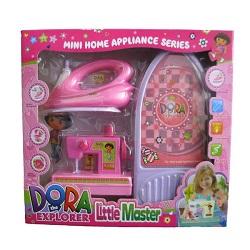 ست لوازم خیاطی و اتو دورا  Dora Little Master