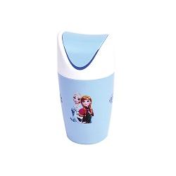 سطل کاغذ رومیزی کوچک چاپدار اسپرت لیمون 147404