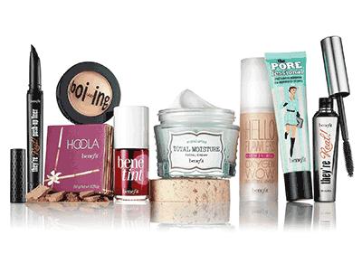 محصولات آرایشی و بهداشتی - بنر لوازم آرایشی