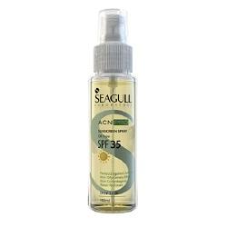 اسپری ضد آفتاب سی گل Sunscreen SPF35 Spray