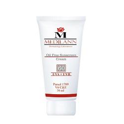 کرم ضد آفتاب مدیلن Sunscreen SPF60