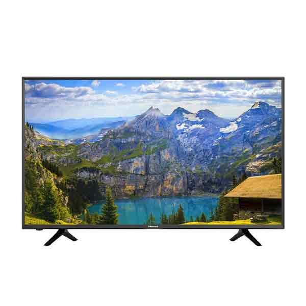 تلویزیون ال ای دی هوشمند هایسنس 55N3000