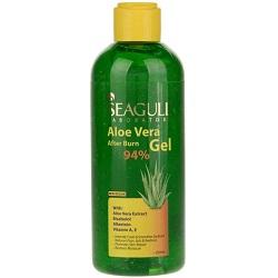ژل بعد از آفتاب سوختگی آلوئهورا سیگل Aloe Vera After Sun Burn Gel