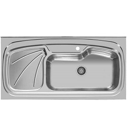 سینک ظرفشویی روکار اخوان Akhavan 134