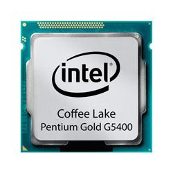 پردازنده مرکزی اینتل pentium GOLD G5400 3.7GHz