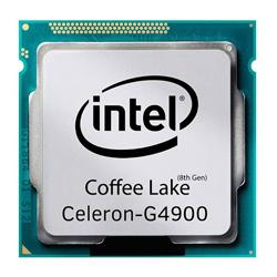 پردازنده مرکزی اینتل Celeron G4900  3.1GHz