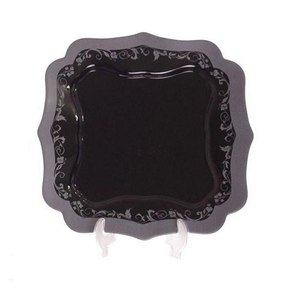 سرویس آرکوپال 38 پارچه کامل آتنتیک سیلور بلک لومینارک