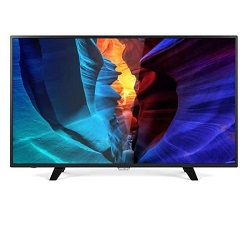 تلویزیون ال ای دی هوشمند فیلیپس 55PFT6100