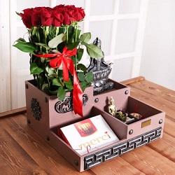 صندوقچه دست ساز چوبی Sweet Devotion Box