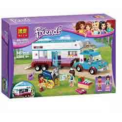 لگو دخترانه 387 تیکه بلا 10561 Friends