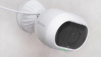 دوربین جدیدی از بلورمز که امنیت خانه شما را چندین برابر میکند