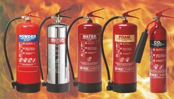 کدام نوع کپسول آتش نشانی را خریداری کنیم؟