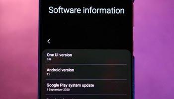 ویژگیهای اندروید 11 و One UI 3.0 در سامسونگ چیست؟