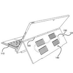مایکروسافت پنل خورشیدی را به نگهدارنده Surface اضافه می کند