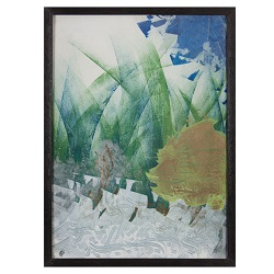 تابلو نقاشی خط سبزهزار کد 126