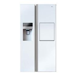 یخچال و فریزر ساید بای ساید اسنوا مدل S8 2322GW