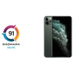 دوربین سلفی آیفون 11 پرو مکس جزو ده مورد برتر DXOMark قرار گرفت