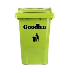 سطل زباله گودبین مدل 6182 ظرفیت 60 لیتر