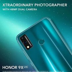 آنر 9X لایت با دوربین عقب دوگانه 48 مگاپیکسل عرضه خواهد شد