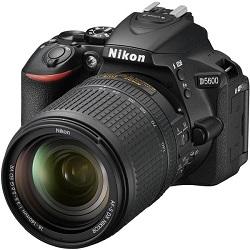 دوربین عکاسی نیکون مدل D5600 لنز 140-18 میلی متر