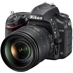 دوربین عکاسی نیکون مدل D750 لنز 24/120