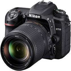 دوربین عکاسی نیکون مدل D7500 لنز 140-18