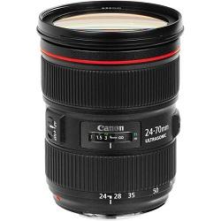 لنز دوربین کانن مدل 24/70mm f/2.8 USM II