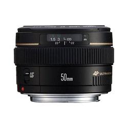 لنز دوربین کانن مدل 50mm f/1.4 USM