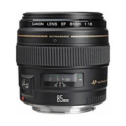 لنز دوربین کانن مدل 85mm f/1.8 USM