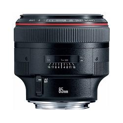 لنز دوربین کانن مدل 85mm f/1.2L